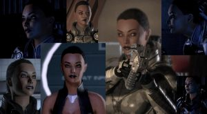 My new fem shep by gotika44