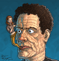 Dani Golightly making Anthony Cumia  sweat by Handre