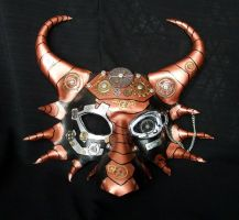 Gear Dragon Mask by Jedi-With-Wings