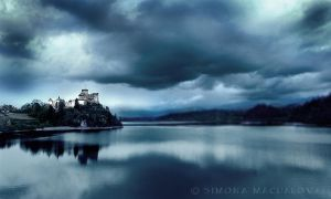 A castle by siiminiique