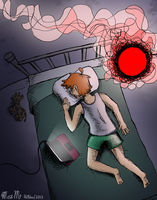 Nighty Night Nightmares. by MexicanManatee
