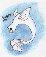 87 - Dewgong by JacobMace
