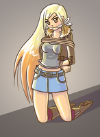 Blondage by TheDiDSquid