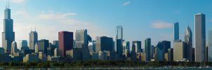 Chicago City - Updated by MVTPhotography