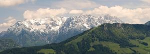 Alps Panorama by KrisSimon