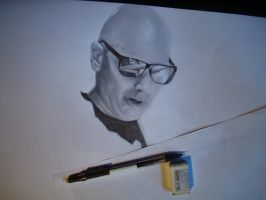 Joe Satriani W.I.P. by Polonx