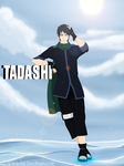 Tadashi - Commission by Insanity-Driven