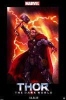 THOR The Dark World by N8MA