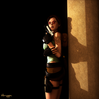 TR 2 Remake by morcegan