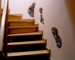 Stairs by positif