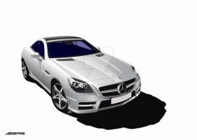 2012 Mercedes-Benz SLK-Class by BRSdesign