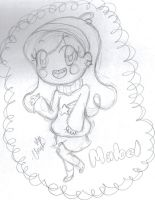 Mabel Pines by Grilledcheeselover