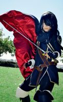 Lucina 3 - Fight Me by panngeliciouscosplay