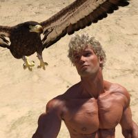 Eric the falconer 04 by homoeros