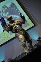 Master Chief - AVCon 2010 by Old-Trenchy