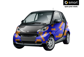 Smartcar Design 1 by brothersdude