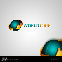 WORLDTOUR LOGO by KanYST