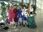 Rozen Maiden by Aiko-Mustang