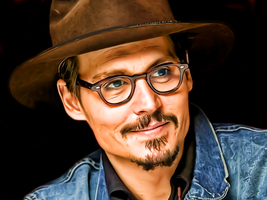 Johnny Depp 2 by donvito62