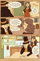 The Disappointing Propostion by lauramw
