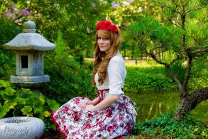 Lolita- Peace and tranquility by sayuri13