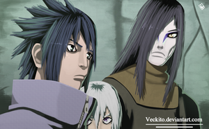 Naruto Shippuden - The Uncertainty by Veckito
