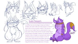 Pubby Character Sheet by Speedvore