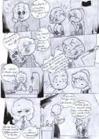 I'M HERE-comic- pg. 37 by SfinJe