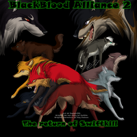 BBA2 Cover-The return of Swift by GreeNissy