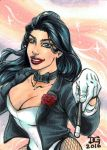 Zatanna PSC by mechangel2002