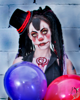Mizz Clown 4 by Ironwi11