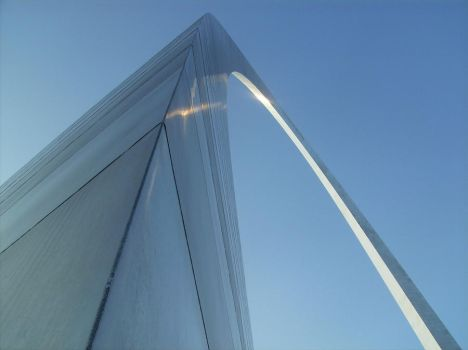 The view of the arch by ShelandryStudio