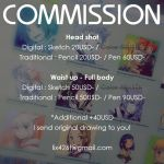Commission information 2015.12.06 by lita426t