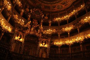 Margravial Opera House by Rasenmaehermann