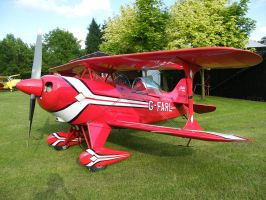 Pitts Special G-FARL by captainflynn