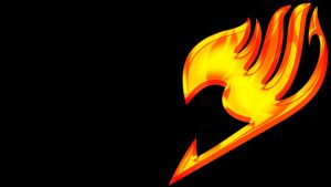 fairy tail logo by fraiseberry