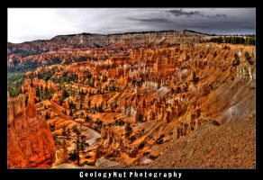 Bryce Canyon HDR by GeologyNut