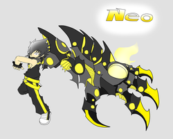 Neo Claw by NeoEdensKing