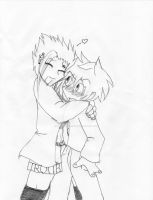 HUGGLES FOR CLAW by Yoruhoshi
