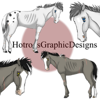 Rescue Equu's(not open) by HotrodsImpulse