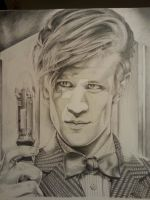 The 11th Doctor by Skissored