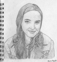 Realism attempt one by Jamie-B
