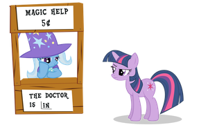 Magic Help by Resistance-Of-Faith