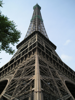 Eiffel Tower by Tiger129