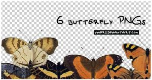 6_butterfly_pngs_by_vers by vvvers
