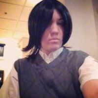 Young Snape WIP by JavaCosplay