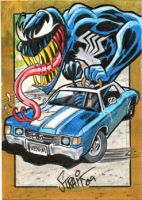 Another Venom in a hot car by Sonion