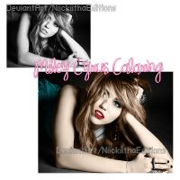 MileyCyrusColoring. by NiickiithaEditions