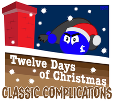 Classic Ch.10 - TWELVE DAYS OF CHRISTMAS by simpleCOMICS