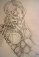 zombie prostitute by lets-cry-ACID-tears